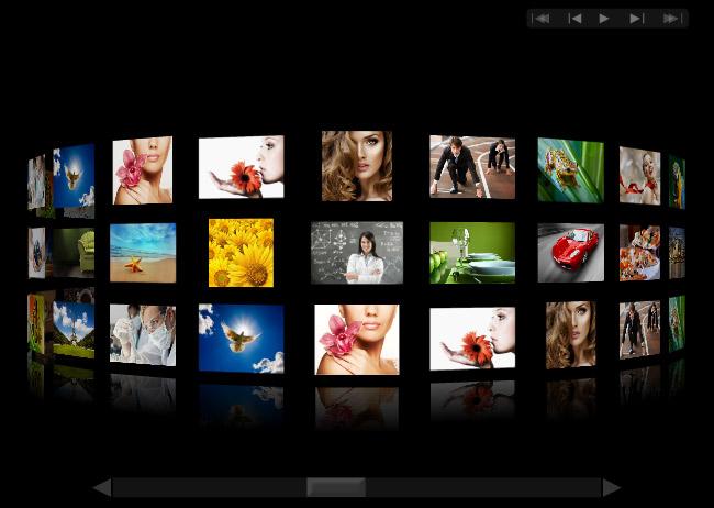 Галерея сайт сделать сделать сайт через фотошоп